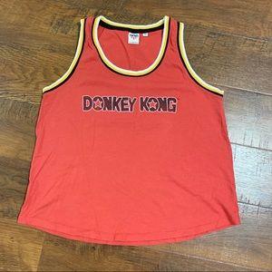 Donkey Kong tank top